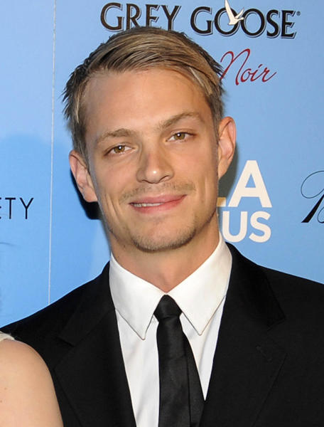 """FILE - This June 5, 2012 file photo shows actor Joel Kinnaman at a special screening of """"Lola Versus"""" hosted by The Cinema Society in New York. Kinnaman portrays Seattle Police detective Stephen Holder in the series """"The Killing."""" On the season finale, which airs Sunday at 9 p.m. EDT, Holder and Detective Sarah Linden, played by Mireille Enos will finally crack the case. That's not a moment too soon for restless viewers, some of whom were counting on the Big Reveal a year ago but got a cliffhanger instead. (Photo by Evan Agostini/Invision/AP, file)"""