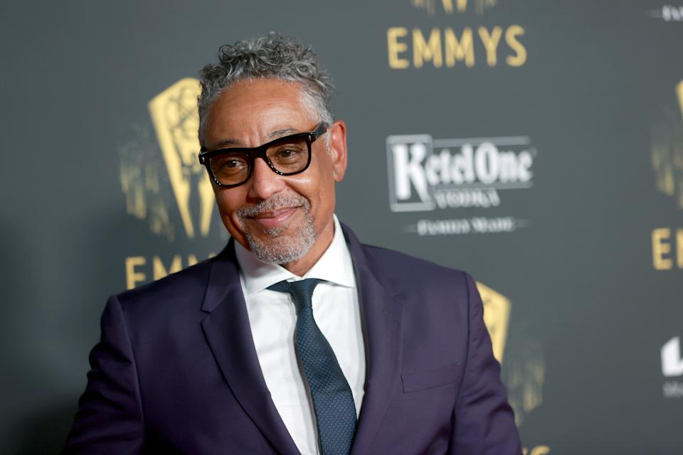 LOS ANGELES, CALIFORNIA - SEPTEMBER 17: Giancarlo Esposito attends the Television Academy's Reception to Honor 73rd Emmy Award Nominees at Television Academy on September 17, 2021 in Los Angeles, California. (Photo by Matt Winkelmeyer/Getty Images)