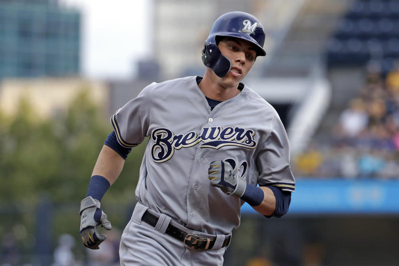 Yelich says he's motivated after last season cut short