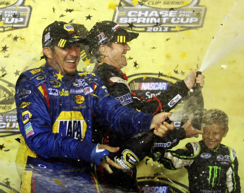 Bowyer denies intentional spinout at Richmond race