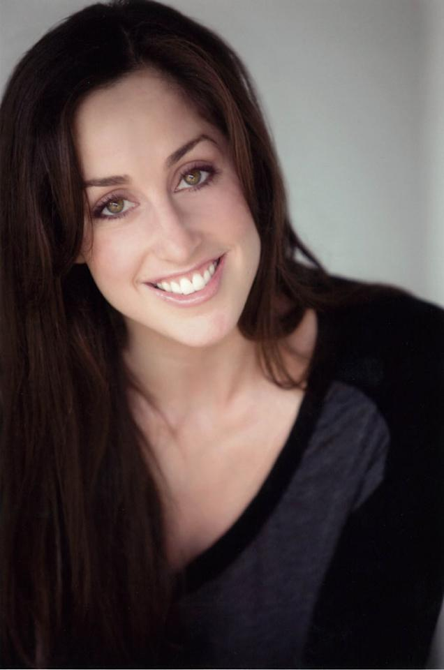 "Catherine Reitman hosts VH1's ""Miss U Much."""