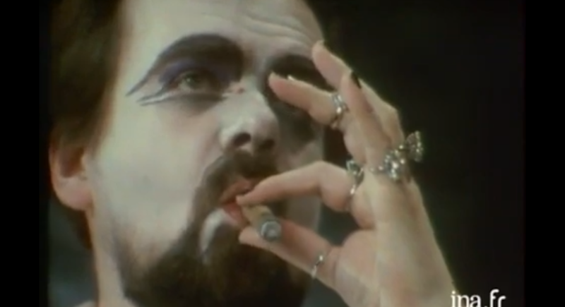 Michael Lonsdale (Copyright Youtube/INA)