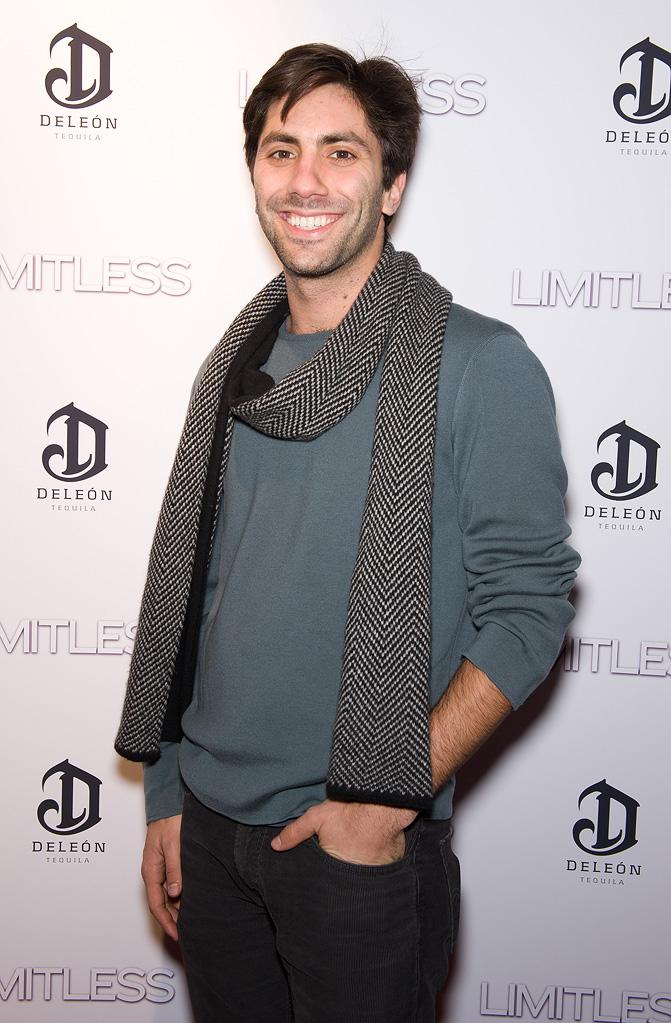 Limitless NYC Premiere 2011 Nev Schulman