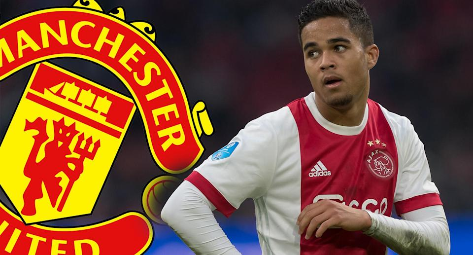 Jose Mourinho has added Justin Kluivert to his shopping list