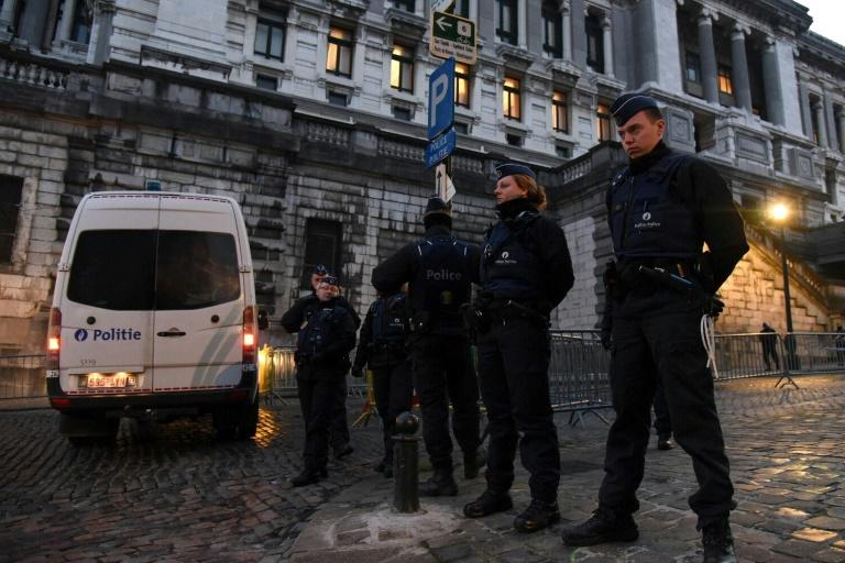 Salah Abdeslam refused to attend Thursday's hearing into the March 2016 gunbattle in Brussels in which three police officers were wounded