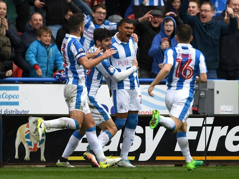 Colin Quaner scored the opener for the Terriers (Getty)