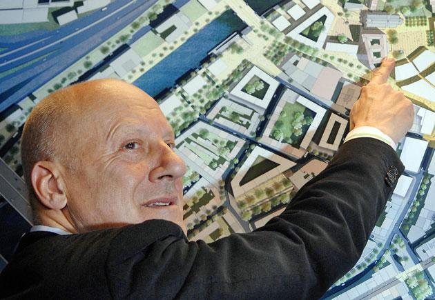 Norman Foster (Getty Images)