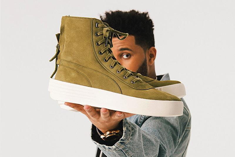 How The Weeknd Plans to Make His Parallel Sneaker With Puma a Cultural  Phenomenon 03c5bf4f8