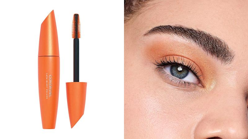 Give your lashes a boost with the Covergirl LashBlast Volume Mascara.