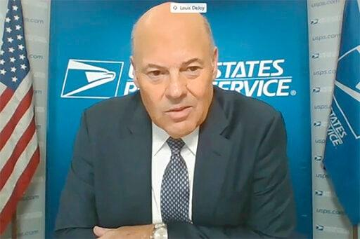 Postal Chief Returns To Congress Facing Uproar Over Delays