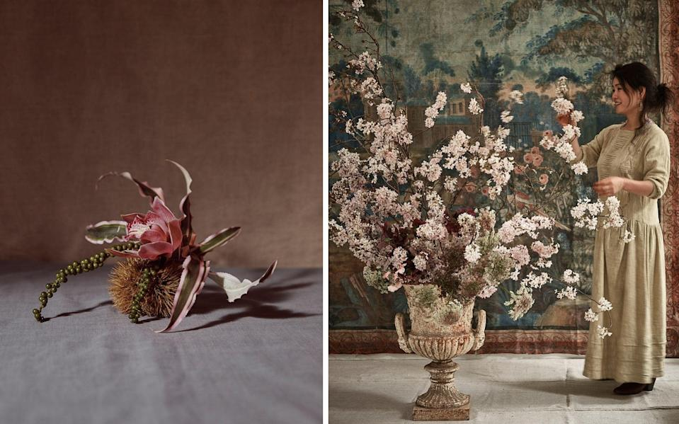 The rise of Modern Ikebana: the art of Japanese flower arrangement - Ho Hai Tran / Frida Kim