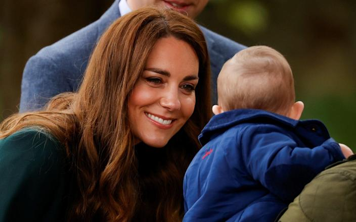 Duchess of Cambridge early years childhood - REUTERS/Phil Noble/Pool