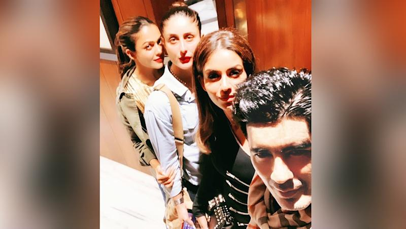 Kareena Kapoor Khan's Perfect Pout Steals The Show in the Latest Picture Shared By Manish Malhotra