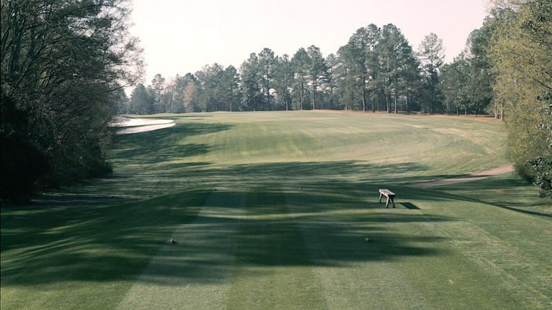 Augusta's fifth hole lengthened 40 yards ahead of Masters
