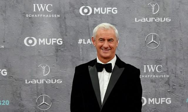 "Legendary striker Ian Rush says the current Liverpool team could be dubbed ""The Incredibles"". (AFP Photo/Tobias SCHWARZ)"