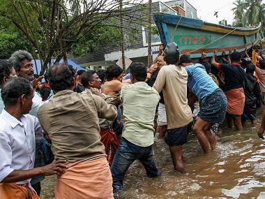 Kerala floods: Real test begins once waters recede as state would have to battle ravaged economy, threat of epidemics