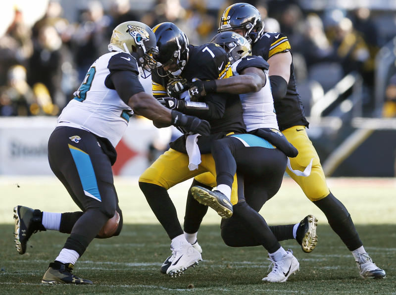 Jacksonville's defence shuts down Buffalo to reach Divisional playoff game