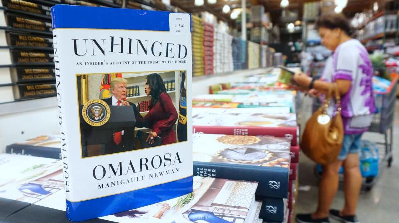 Lawyer For Omarosa's 'Unhinged' Publisher To Trump: Being Embarrassed Isn't A Legal Claim