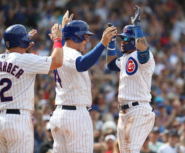 Rather than voting Cubs into the All-Star Game, maybe it's best that fans give them a break
