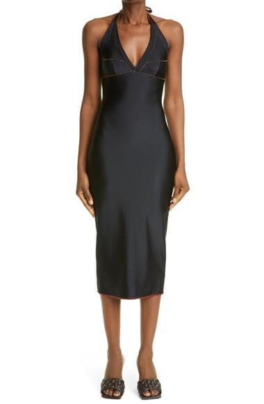 <p>This <span>Xuly.Bët Iconic Halter Dress</span> ($230) is both sexy and comfortable.</p>