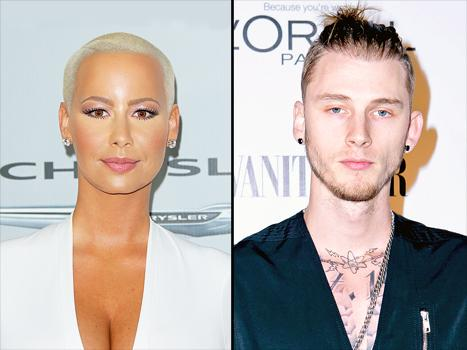amber rose dating who did spencer and caleb hook up