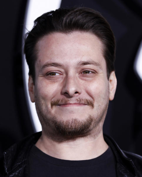 """FILE - In this Jan. 10, 2011 file photo, cast member Edward Furlong arrives at the premiere """"The Green Hornet"""" in Los Angeles. Furlong was sentenced to six months in jail on Monday, March 4, 2013 for violating his probation on a 2010 conviction of violating a restraining order. (AP Photo/Matt Sayles, File)"""
