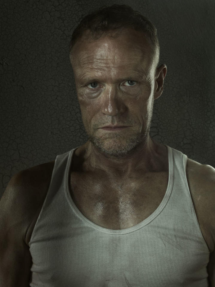 Merle Dixon (Michael Rooker) - The Walking Dead - Gallery Photography - PHoto Credit: Frank Ockenfels/AMC