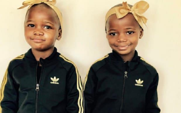 Madonna recently adopted twins from Malawi