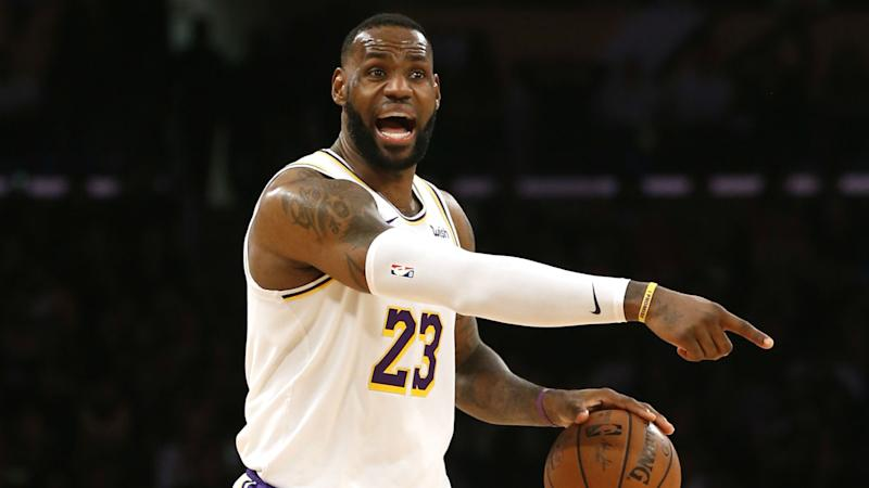 S***, I've got to pay for my own party! Milestone man LeBron James not keen to stump up for birthday bash