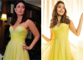 Kareena Kapoor or Pooja Hegde – who wore the Gaby Charbachy yellow gown better?