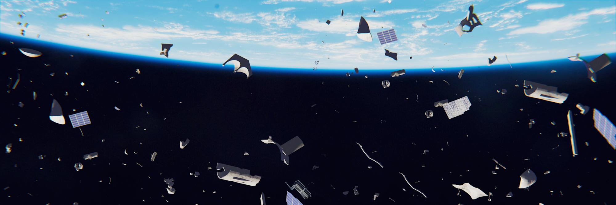 A new plan to fight the deadly remnants of space that could destroy satellites