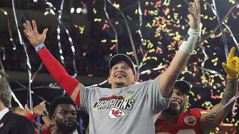 Patrick Mahomes contract: Chiefs sign QB to 10-year extension, reportedly the richest in sports history