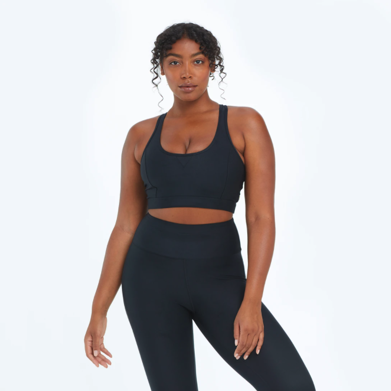 "<h2>Summersalt The Midi Sports Bra</h2><br><a href=""https://www.refinery29.com/en-us/2020/09/10041506/summersalt-new-activewear-launch"" rel=""nofollow noopener"" target=""_blank"" data-ylk=""slk:Summersalt swimfans rejoiced over the brand's newest activewear launch"" class=""link rapid-noclick-resp"">Summersalt swimfans rejoiced over the brand's newest activewear launch</a>. Known for its inclusively sized and expertly built (with tailoring famously informed by the bodies of over 10,000 different women) swimwear, the brand's new sports bras to leggings are similarly eco-friendly — made with recycled material that's crafted from plastic bottles lovingly knitted into its fabric.<br><br><em>Shop <strong><a href=""https://www.summersalt.com/collections/activewear"" rel=""nofollow noopener"" target=""_blank"" data-ylk=""slk:Summersalt"" class=""link rapid-noclick-resp"">Summersalt</a></strong></em><br><br><strong>Summersalt</strong> The Midi Sports Bra, $, available at <a href=""https://go.skimresources.com/?id=30283X879131&url=https%3A%2F%2Fwww.summersalt.com%2Fproducts%2Fthe-midi-sports-bra-sea-urchin"" rel=""nofollow noopener"" target=""_blank"" data-ylk=""slk:Summersalt"" class=""link rapid-noclick-resp"">Summersalt</a>"