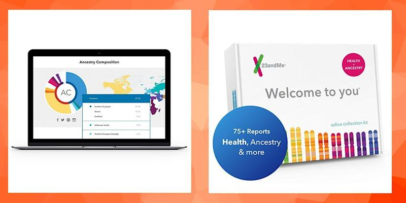 23AndMe Is 50% off (Its Lowest Price Ever!) for Amazon Prime Day