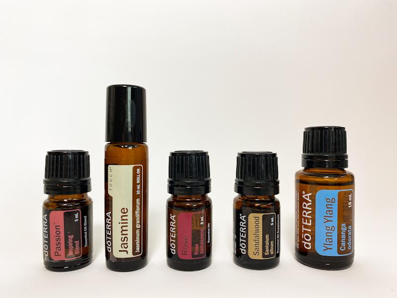 Five essential oils to show that special someone how well you know them.