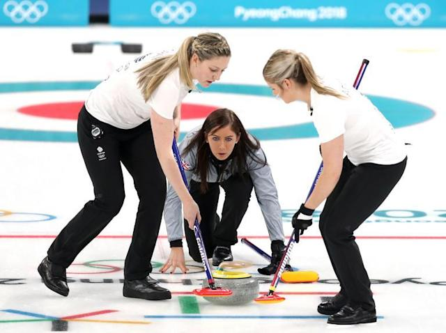 Winter Olympics 2018: Team GB 5-10 Sweden - women's curling semi-final as it happened