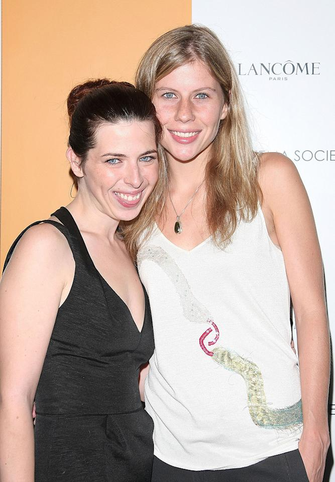 "<a href=""http://movies.yahoo.com/movie/contributor/1800021995"">Heather Matarazzo</a> and Caroline Murphy at the Cinema Society New York City premiere of <a href=""http://movies.yahoo.com/movie/1809961213/info"">Rachel Getting Married</a> - 09/25/2008"