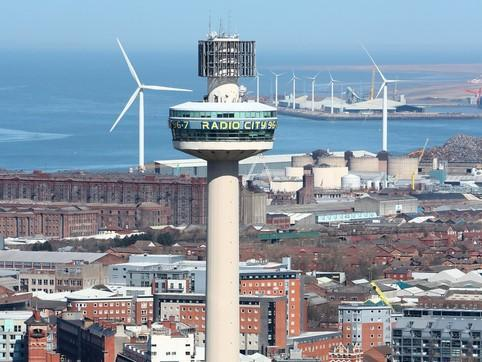 Liverpool Radio City Tower: Getty Images