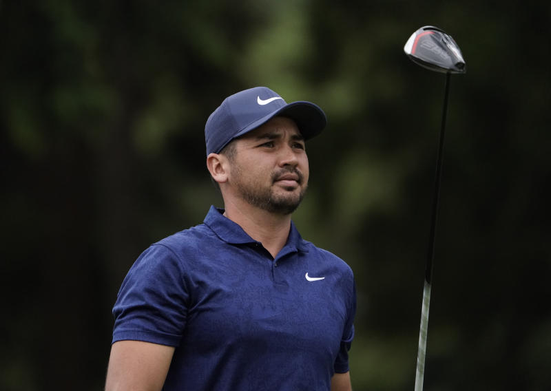 Jason Day will not play in the Presidents Cup after suffering a back injury.