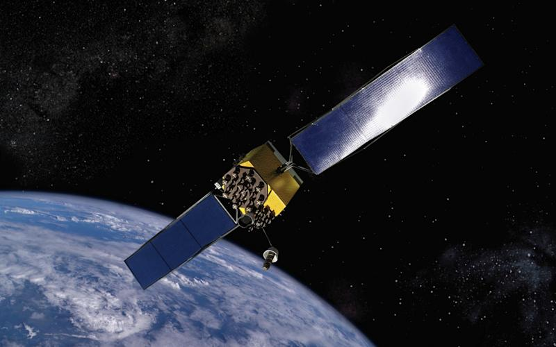 Russia in October 2017 launched a satellite which has been observed behaving in an