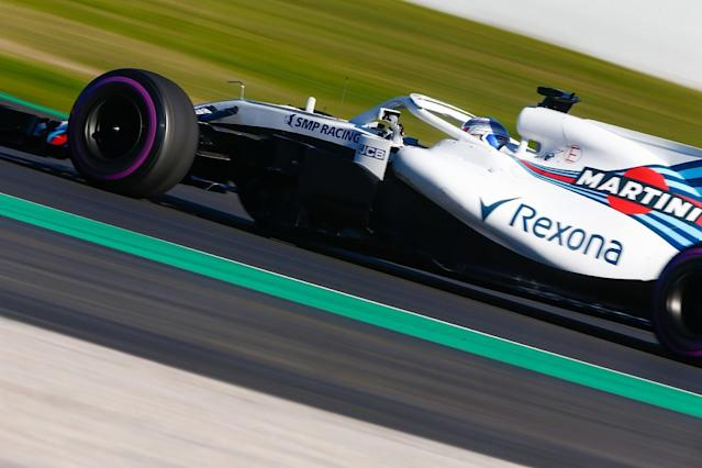 Williams 'has to be concerned' - Stroll