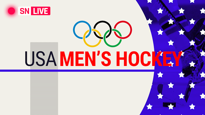 Olympics men's hockey, Russian Federation  vs. U.S.  results and highlights