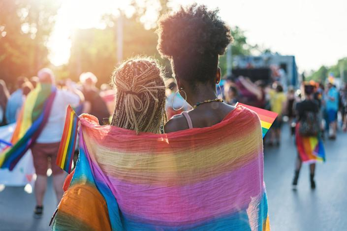 Black queer people have developed turns of phrase to communicate with each other in potentially dangerous, homophobic settings.