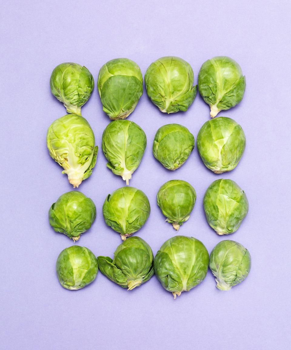 "<h3>Brussels Sprouts</h3><br>Sometime in the last five years, we've all collectively realized that Brussels sprouts don't deserve the bad rap they used to receive. For one, they're delicious. For another, they deliver about 75 mg of vitamin C per cup. <span class=""copyright"">Photo: Getty Images.</span>"