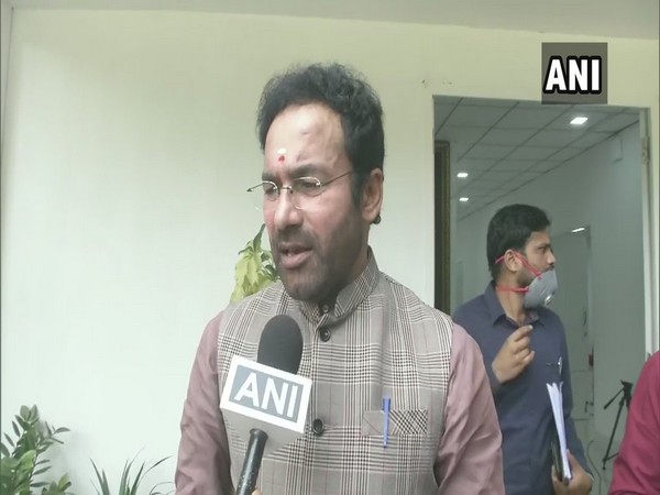Minister of State (MoS) Home Affairs, G Kishan Reddy (File Photo)