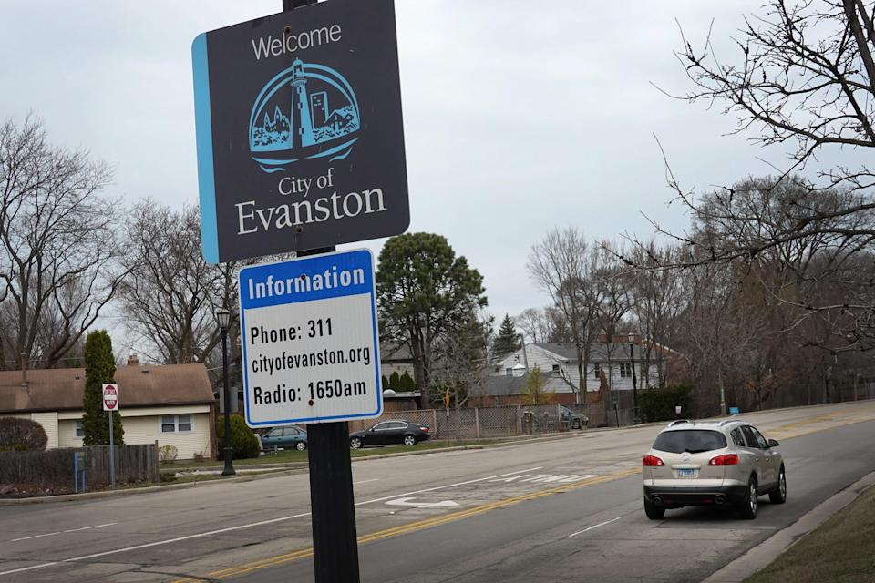 The City Council of Evanston voted to approve a plan to make reparations available to Black residents due to past discrimination.