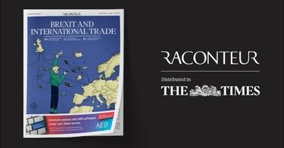Mauve Group features in the latest Raconteur report, available in The Times. (PRNewsfoto/Mauve Group)
