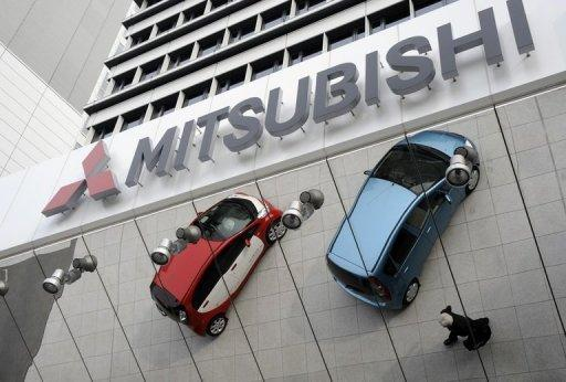 Mitsubishi halts electric cars to France's Peugeot