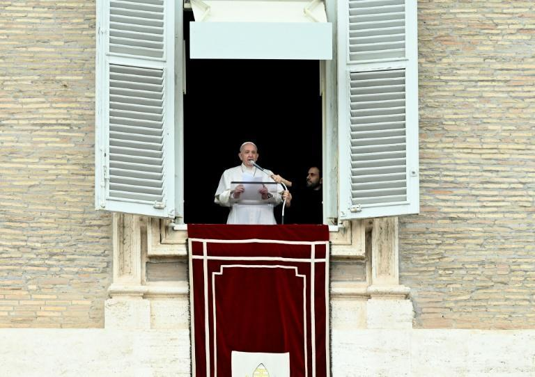 Pope Francis offered prayers for 'the victims of the bloodshed' in Solhan. 'Africa needs peace and not violence!' he said