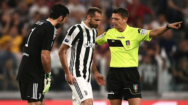 The Italy international suffered a nasty leg injury in the Bianconeri's Serie A clash with Napoli and he is set to miss a number of weeks